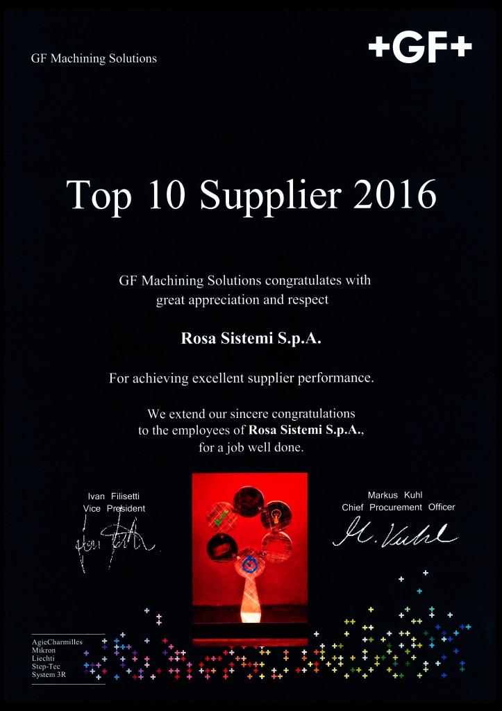 Top 10 sellers 1